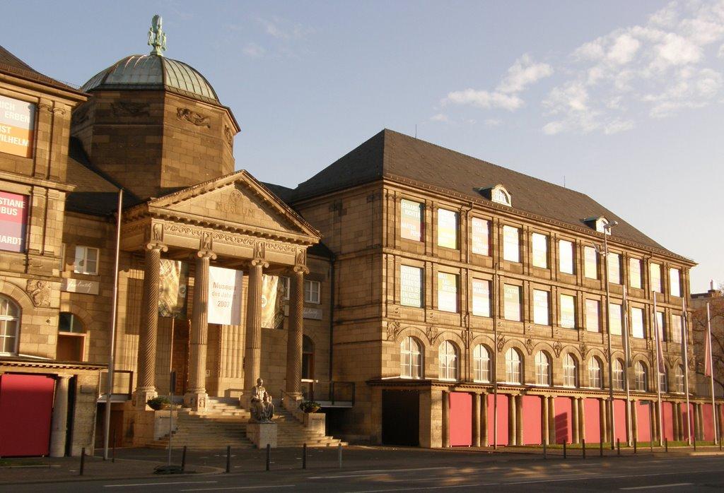Museum, Висбаден