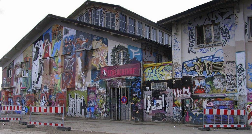 Wiesbaden - Schlachthof, Висбаден