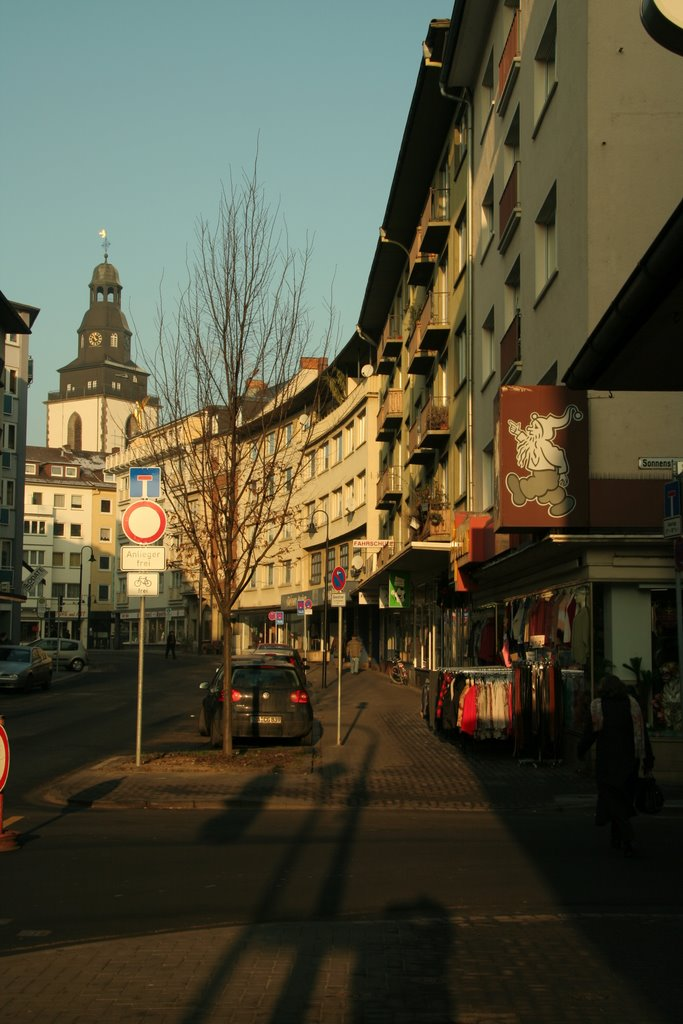 Schulstrasse, Гиссен