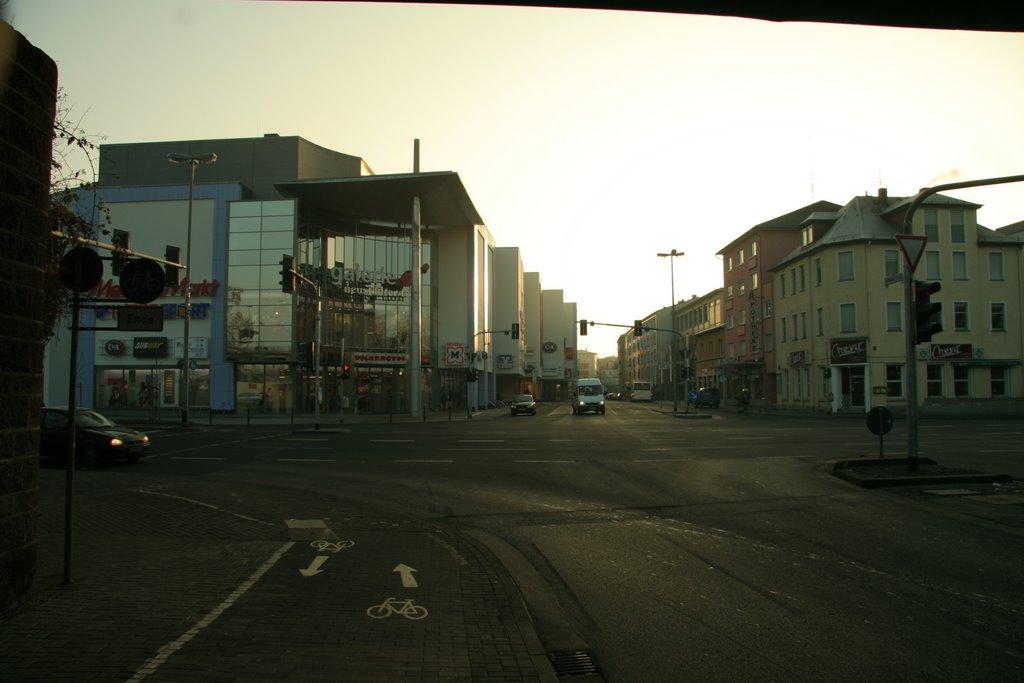 Oswaldsgarten / Neustädter Tor, Гиссен