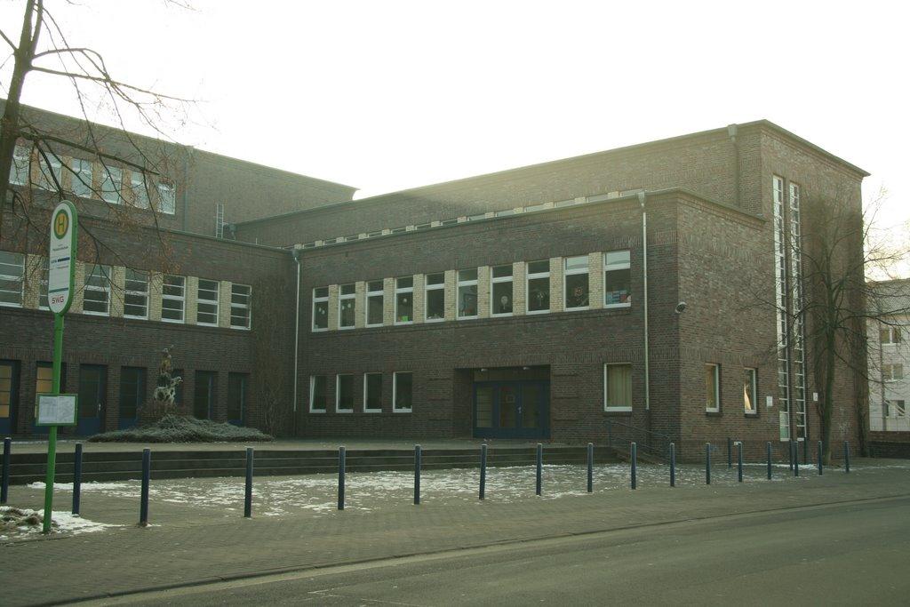 Pestalozzi Schule, Гиссен