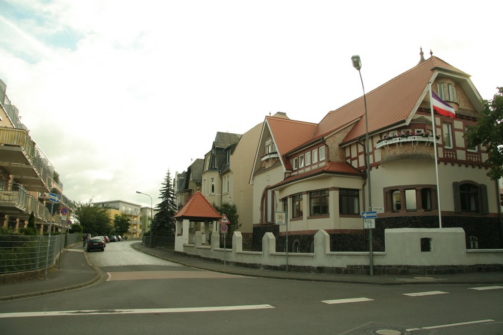 Alter Wetzlarer Weg, Гиссен