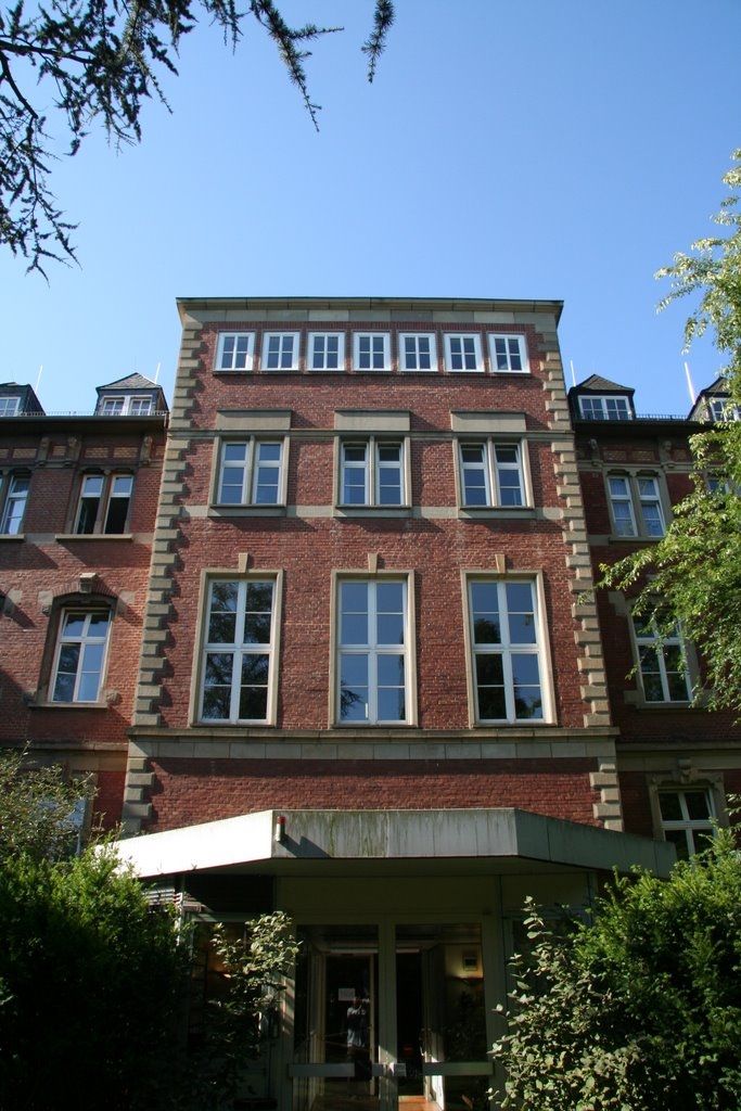 Frauenklinik, Гиссен
