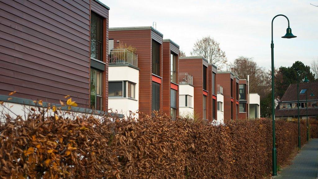 Moderne Häuser, Дармштадт