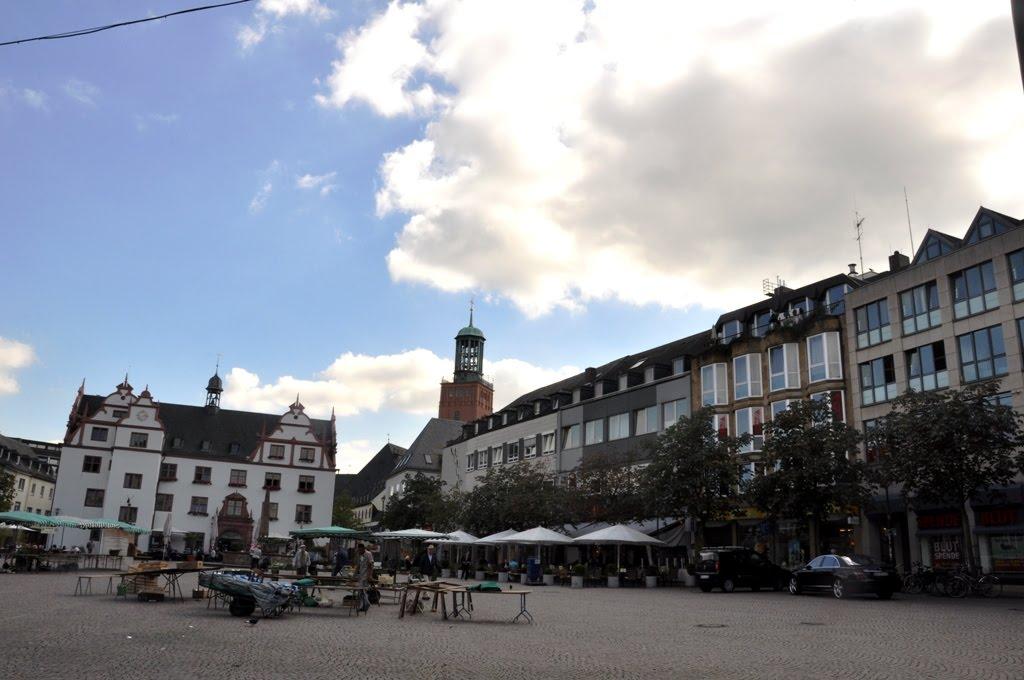 Marktplatz, Дармштадт