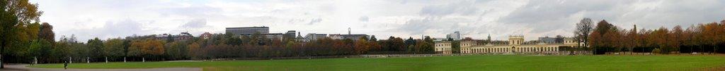 Kassel - Karlsaue., Кассель