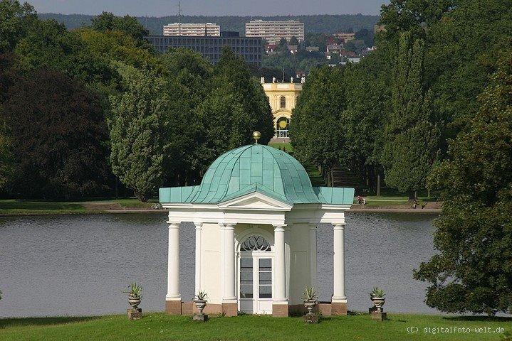 Tempel Karlsaue Kassel, Кассель
