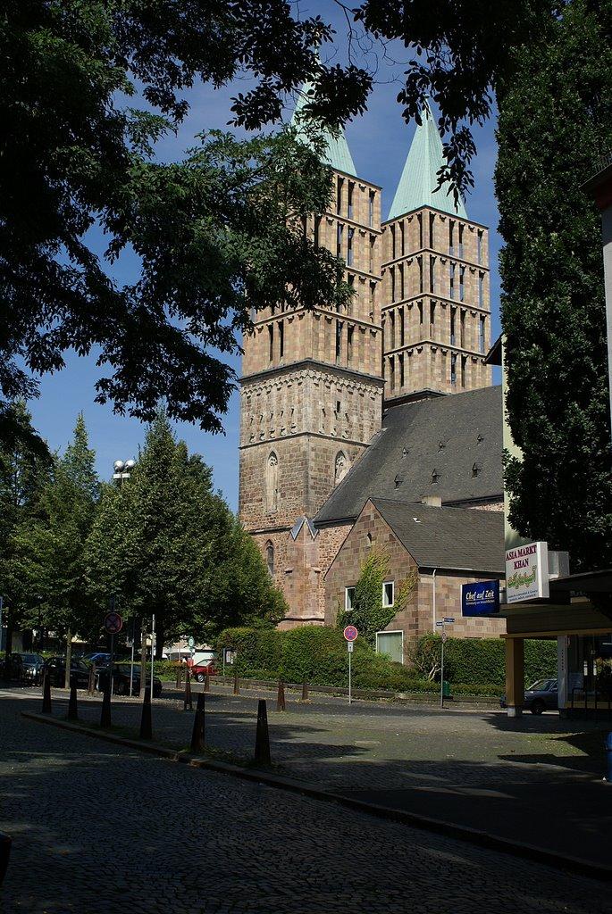 St. Martin Kirche, Kassel, Кассель