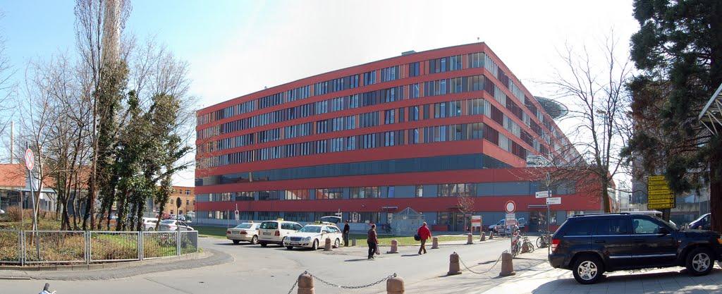 Deutschland_Hessen_Offenbach_Klinikum Offenbach, Оффенбах