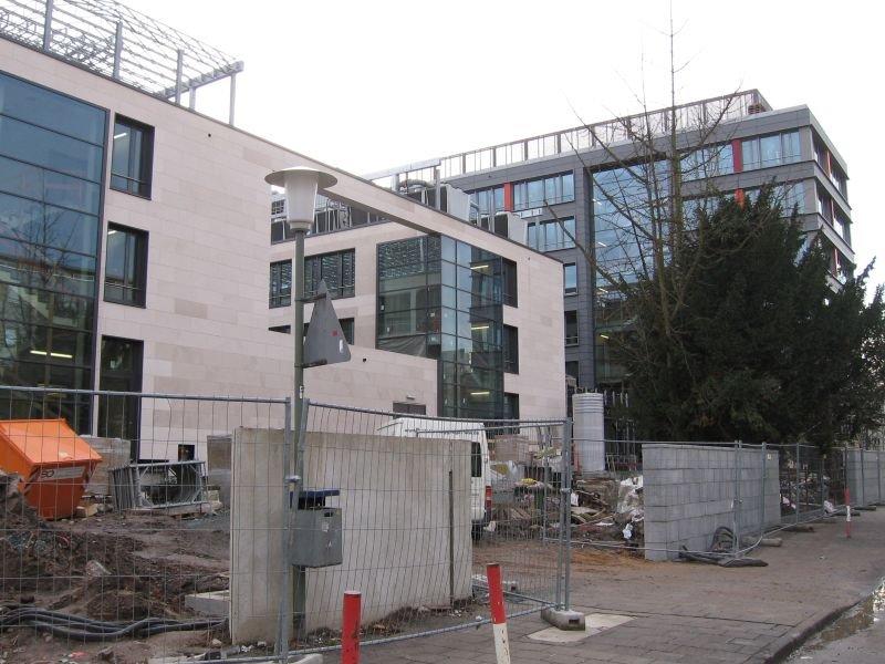 Neubau Deutscher Wetterdienst (Offenbach), Оффенбах