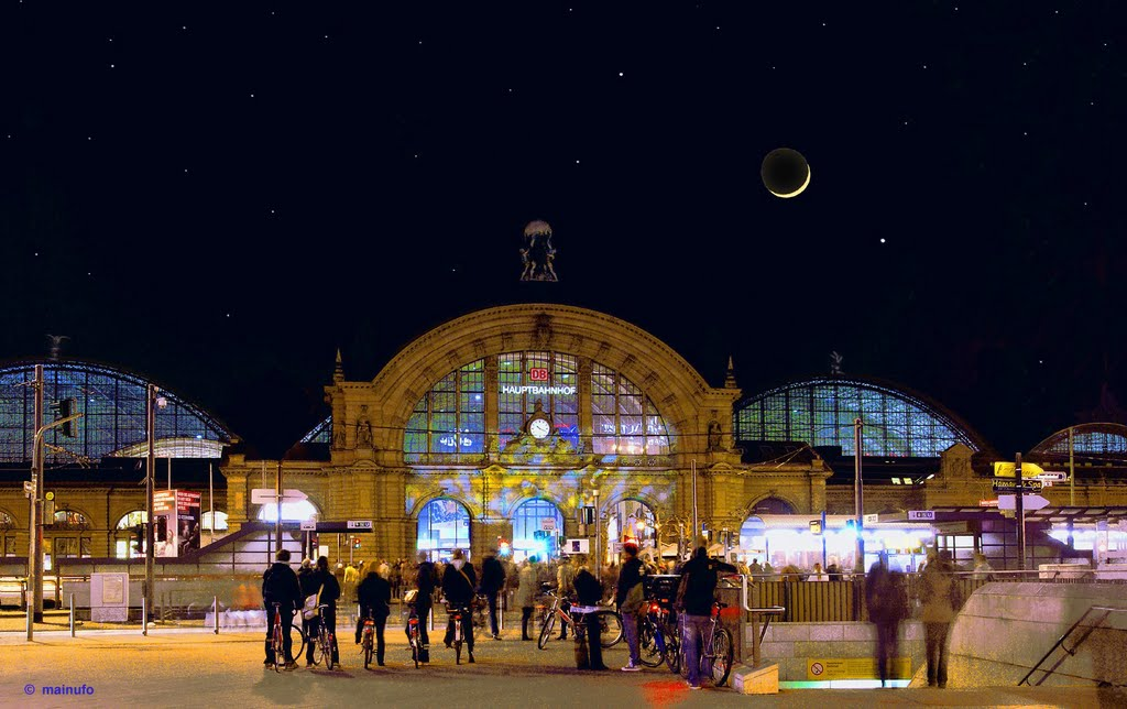 Crescent Moon and Central Station 2010, Франкфурт-на-Майне