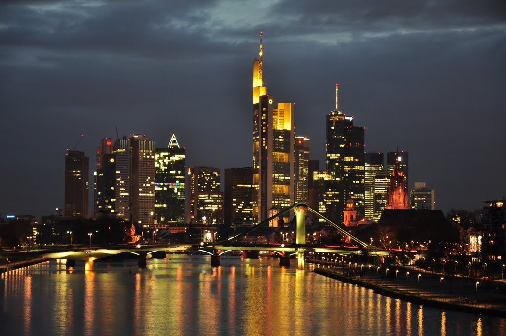 Blaue Stunde, Франкфурт-на-Майне