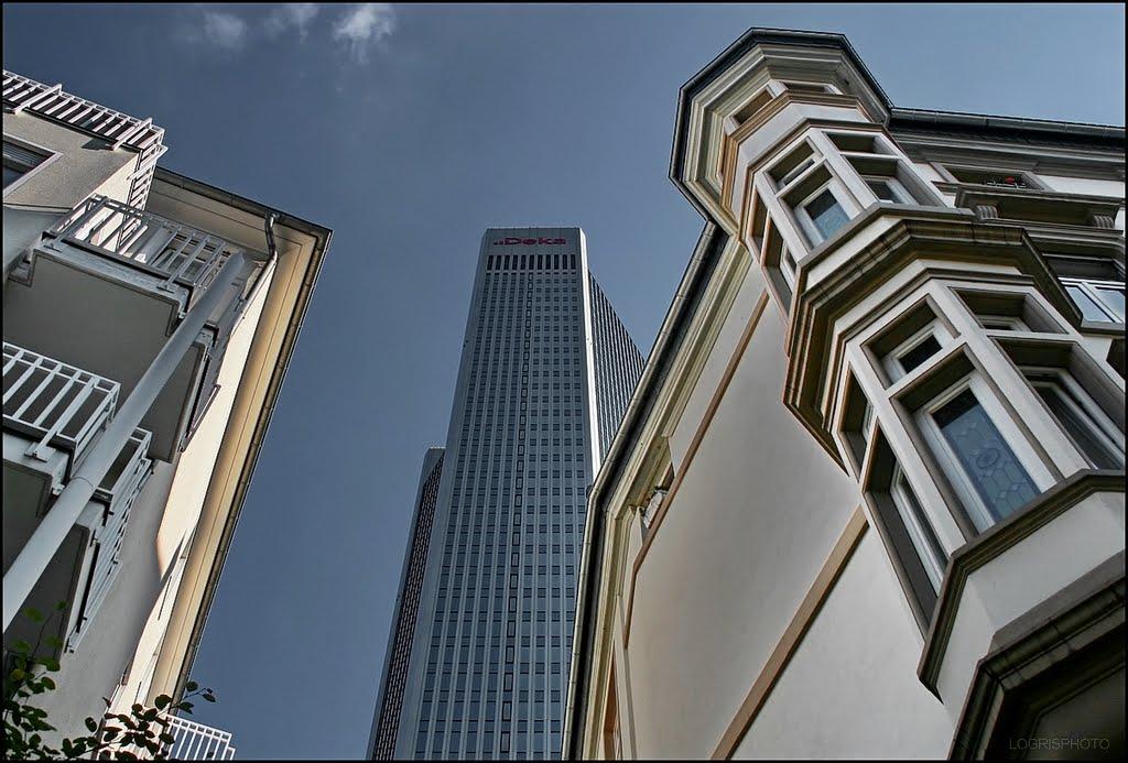Impressionen aus Frankfurt/Main #8 - Impressions of Frankfurt/Main #8 - Old times to new times..., Франкфурт-на-Майне