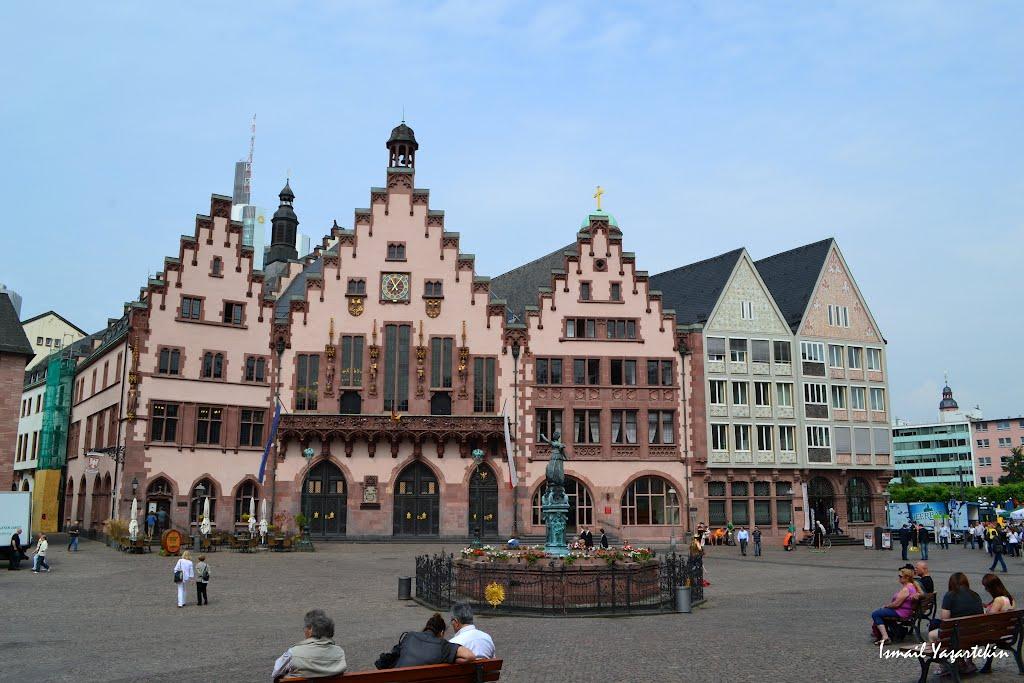 Frankfurt, Франкфурт-на-Майне