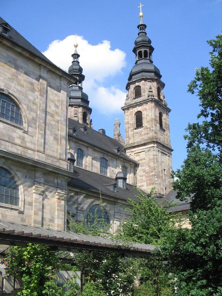 Fulda, Dom St. Salvator, Фульда