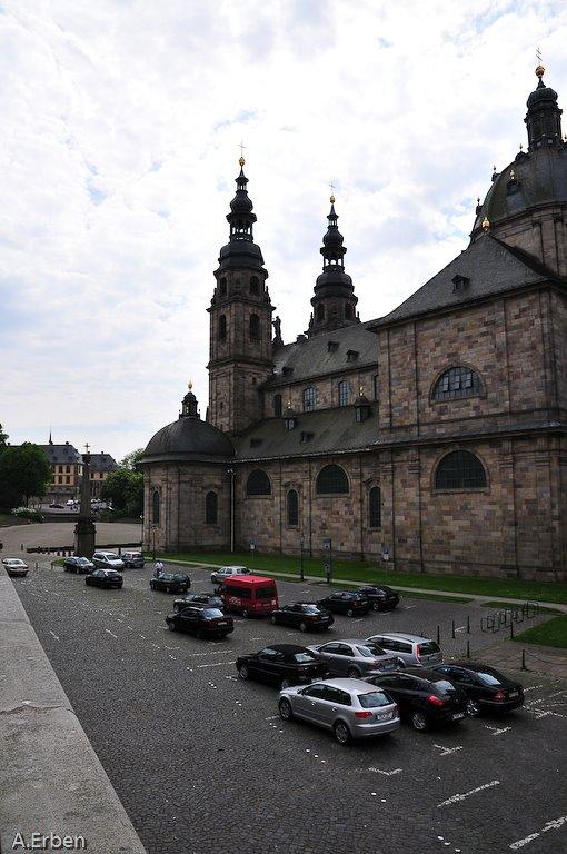 Dom zu Fulda - Parken, Фульда