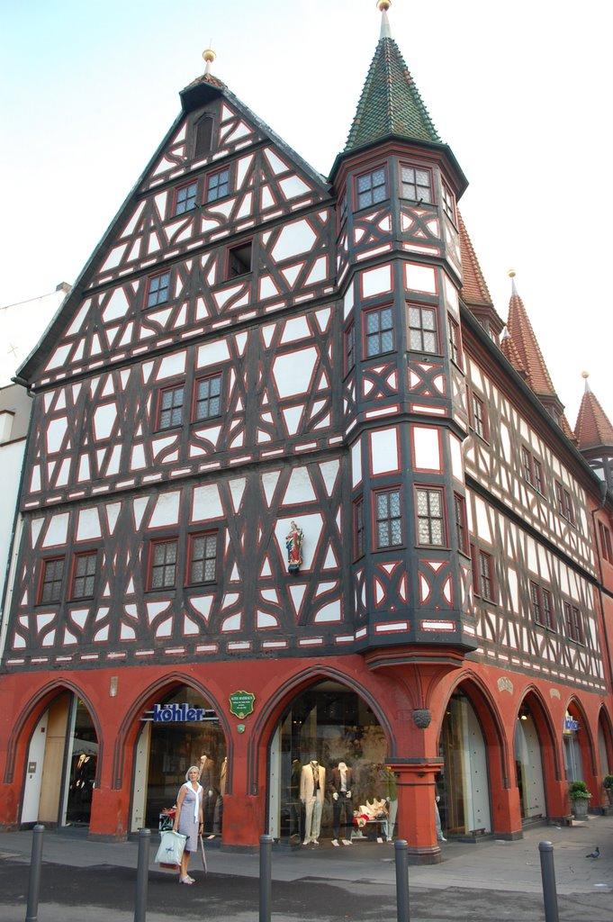 il vecchio Municipio, Фульда
