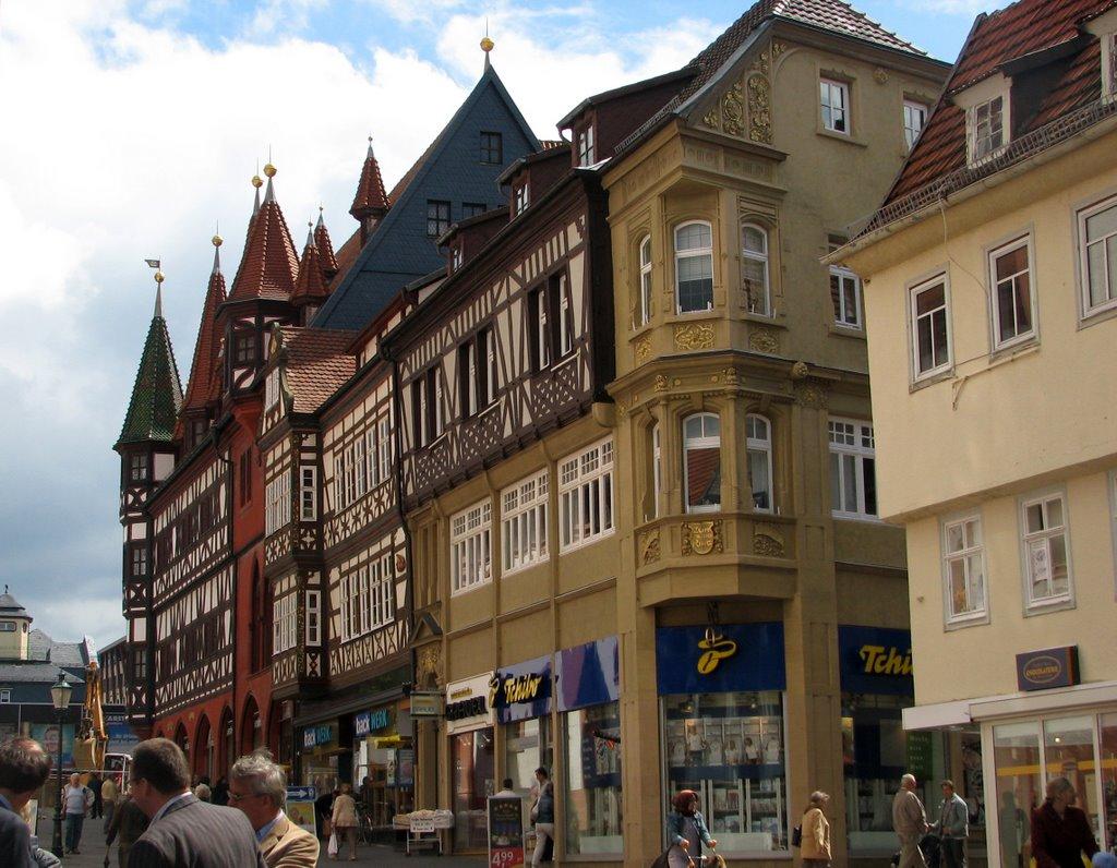 Fulda, Altstadt, Фульда