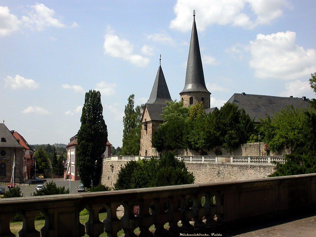 St. Michael Church (Michaelskirche), Fulda, Фульда