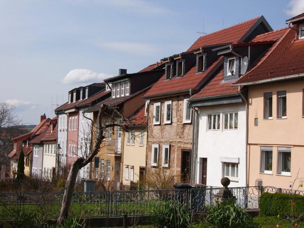 Fulda, Eichsfeldgässchen, Фульда