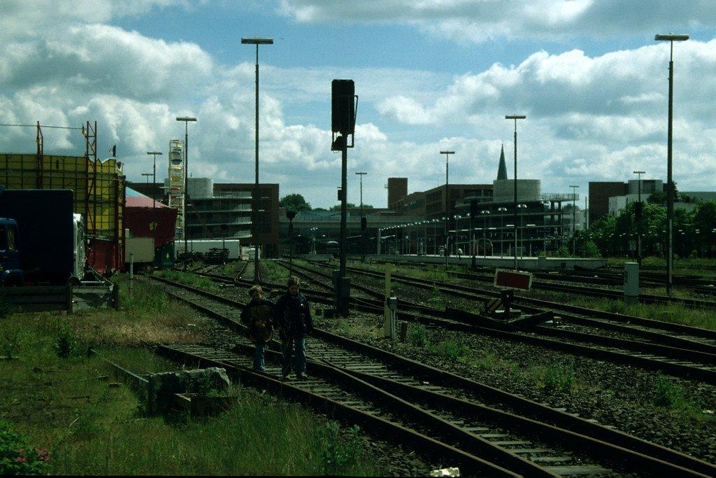 Bahngelände und Nordseepassage, Вильгельмсхавен