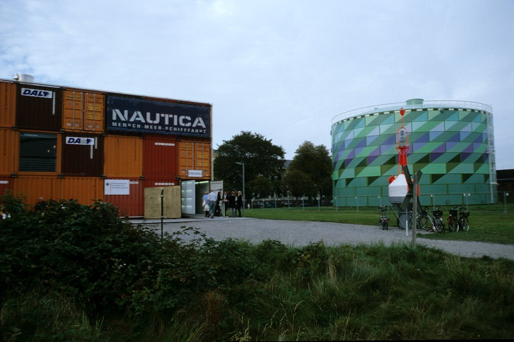 Nautica und Öltank, Вильгельмсхавен
