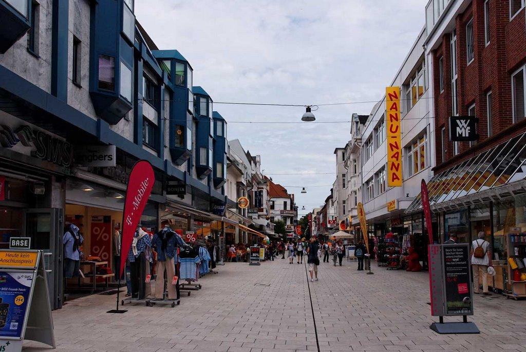 Wilhelmshaven - Marktstraße, Вильгельмсхавен