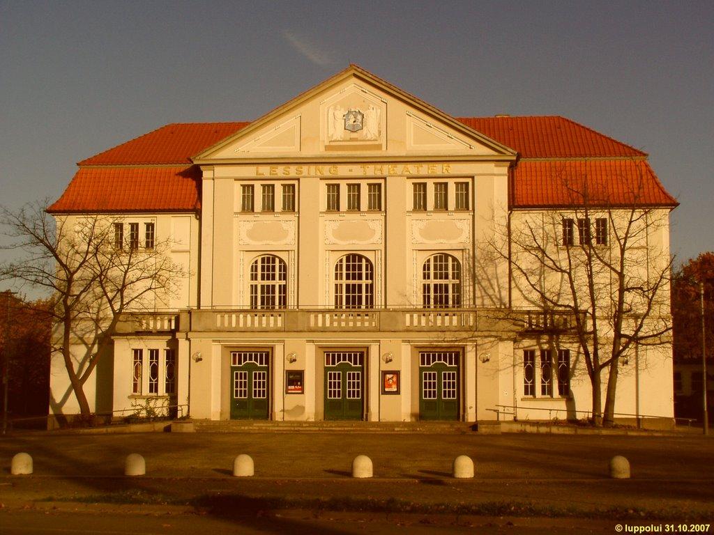 Lessing-Theater in Wolfenbüttel, Волфенбуттель