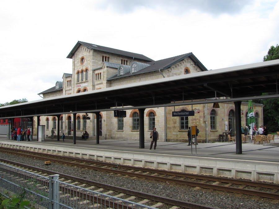 Kultur-Bahnhof Wolfenbüttel, Волфенбуттель
