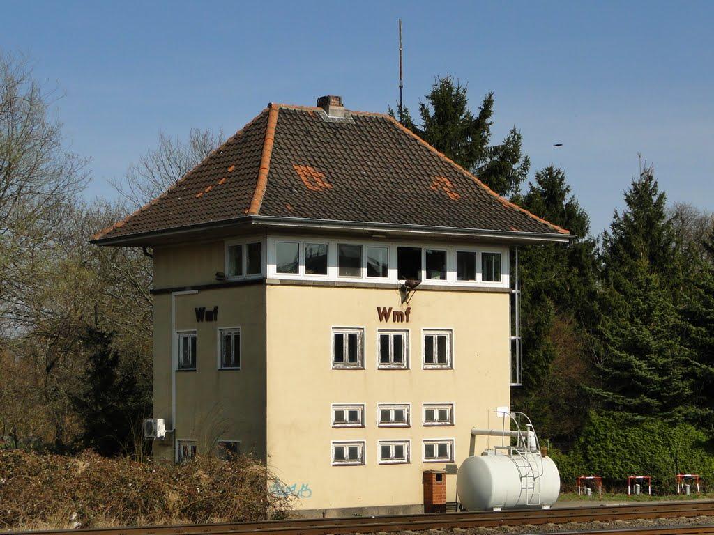 Stellwerk Wolfenbüttel, Волфенбуттель