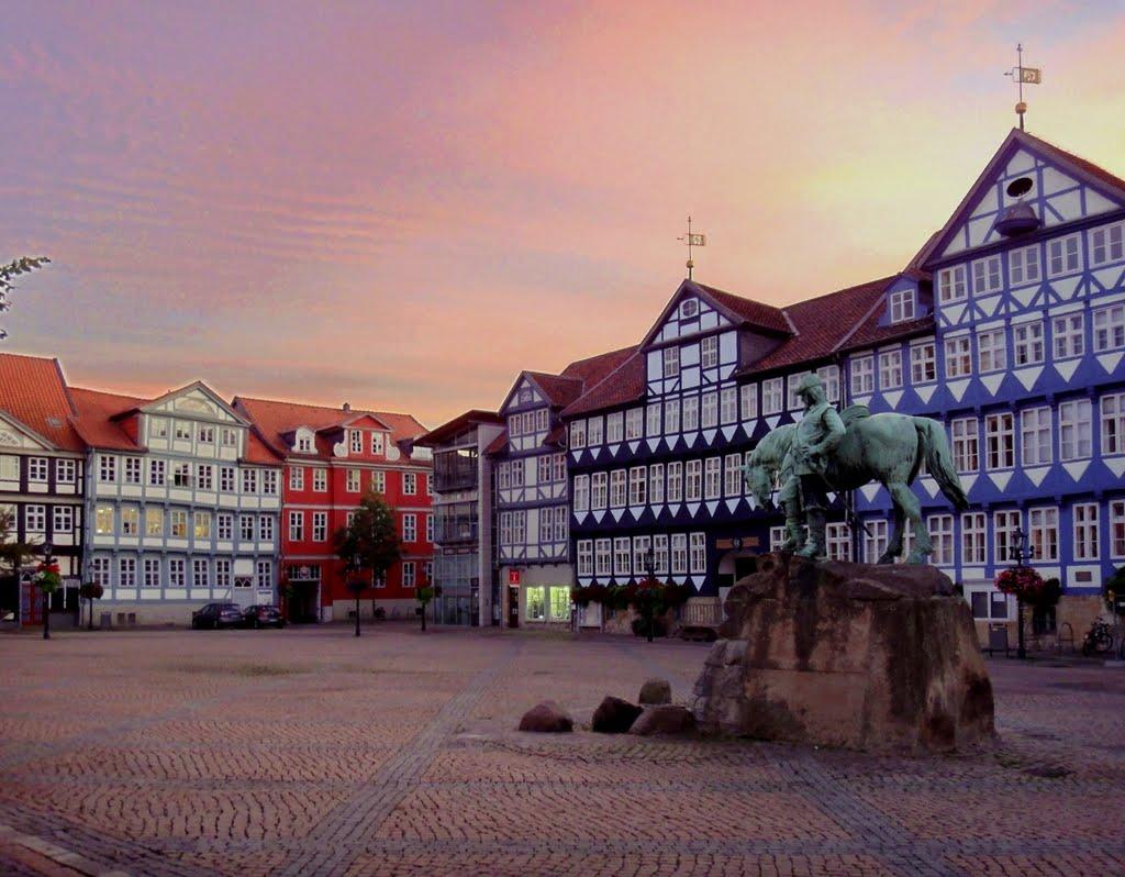 Rathaus in Wolfenbüttel, Волфенбуттель