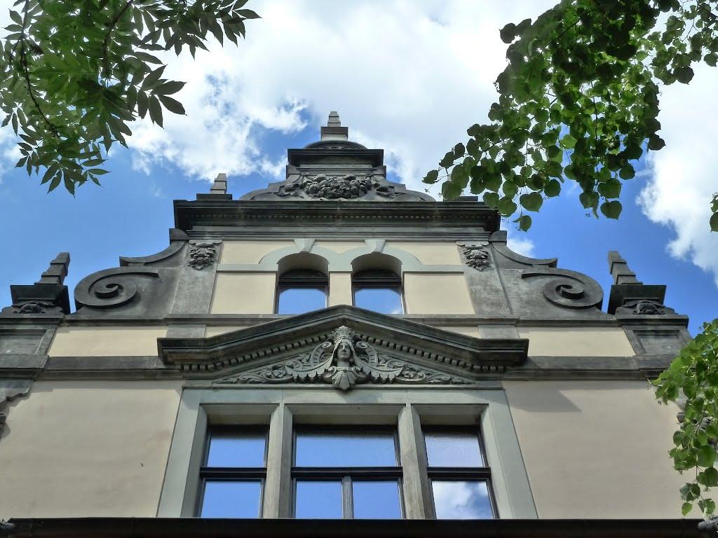 Germany, Wolfenbüttel, Villa Seelinger, Волфенбуттель