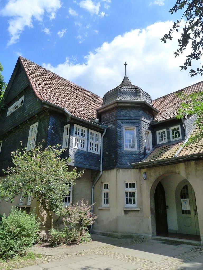 Germany, Wolfenbüttel, just a nice house, Волфенбуттель
