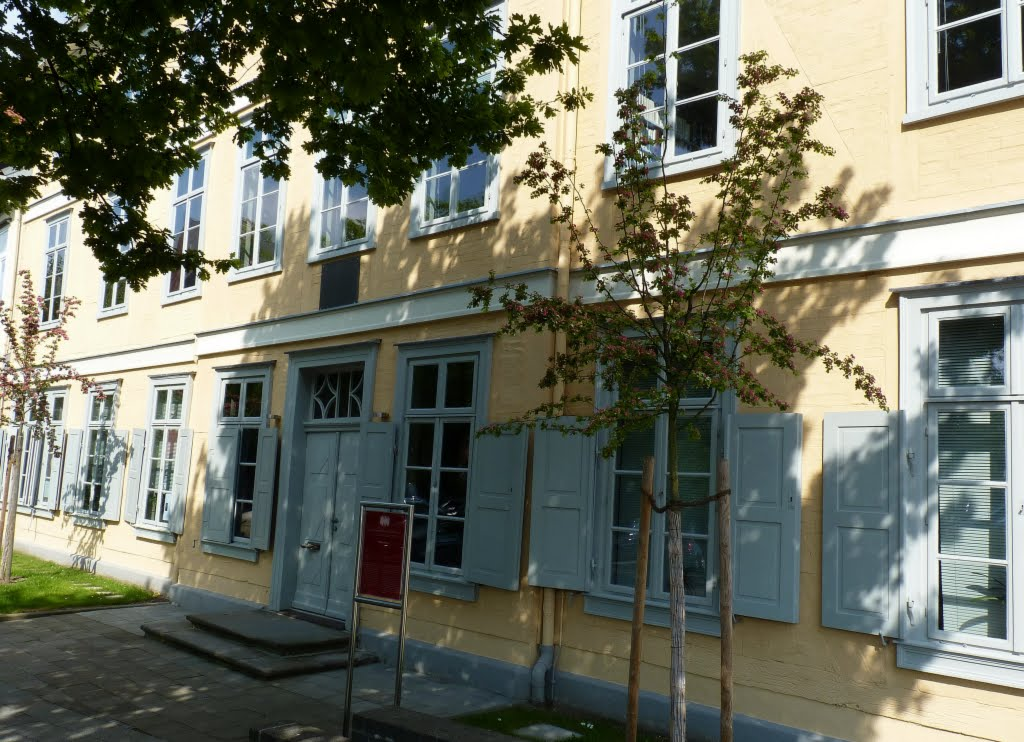 Wolfenbüttel, Haus der Lessing-Gesellschaft, Волфенбуттель