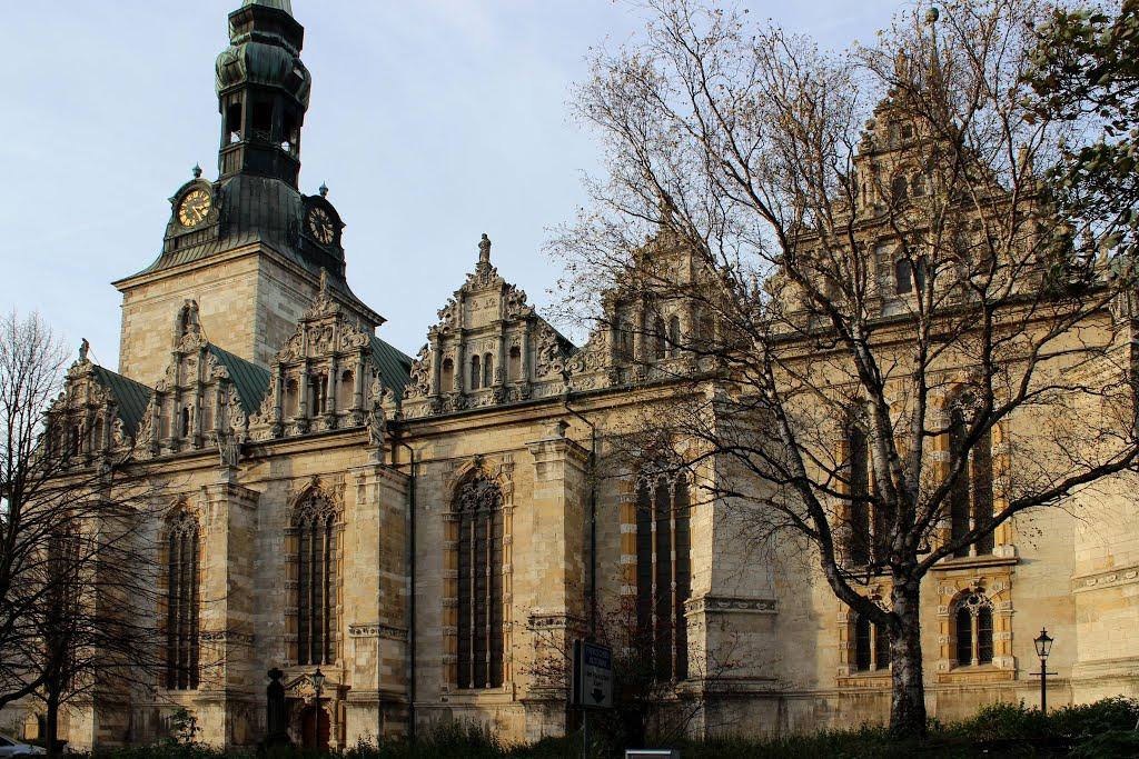 Hauptkirche Beatae Mariae Virgines (auch Marienkirche genannt) - KE, Волфенбуттель