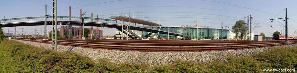 Autostadt 180°, Вольфсбург