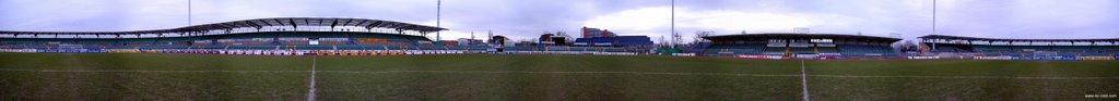 Altes VFL-Stadion 360° Panorama VFL-Wolfsburg, Вольфсбург