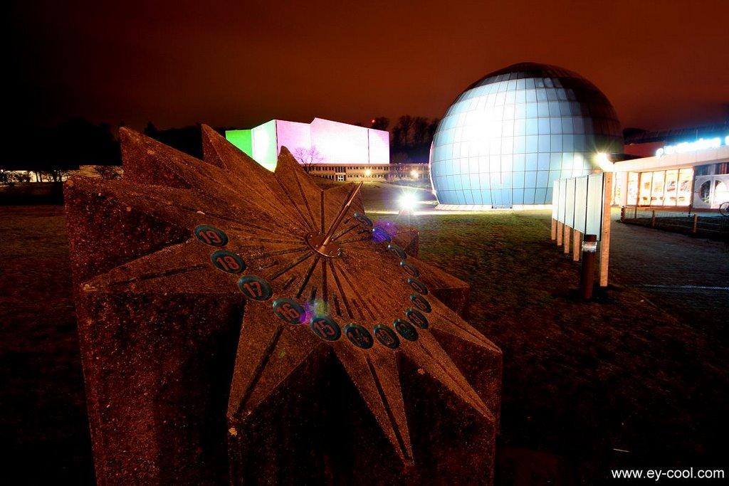 Planetarium Wolfsburg, Вольфсбург