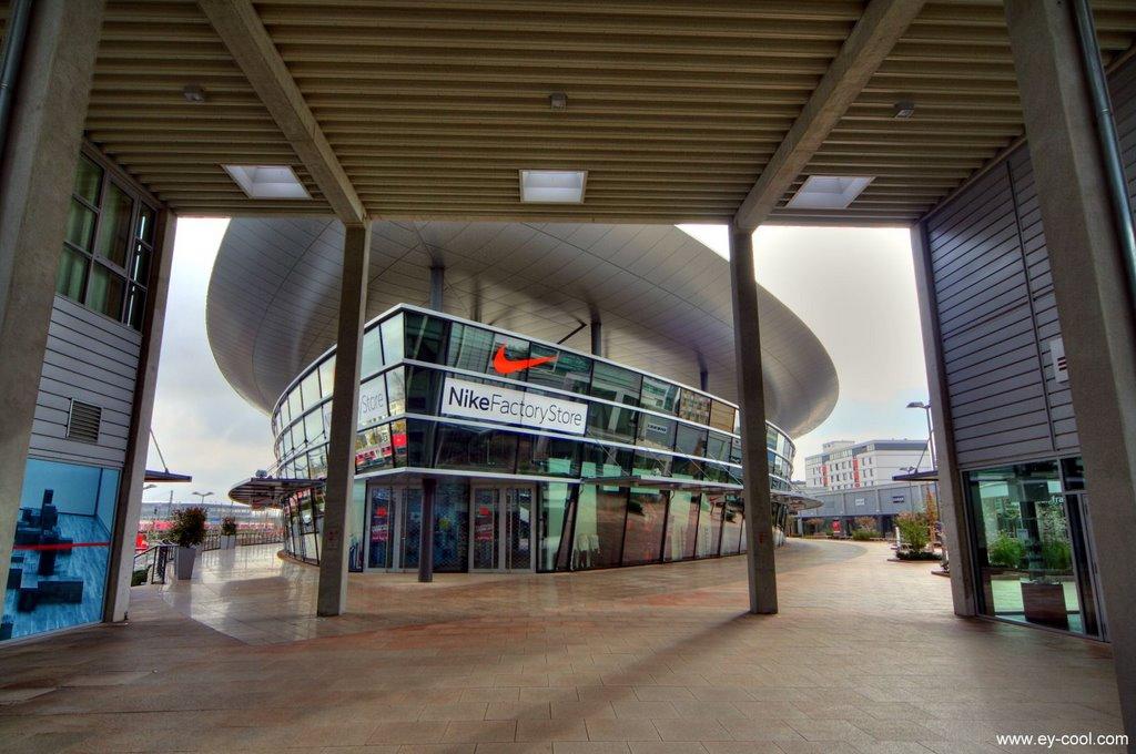Designer Outlet Center Wolfsburg, Вольфсбург