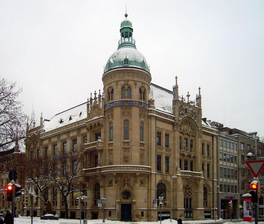 Deutsche Bank - Hannover, Ганновер