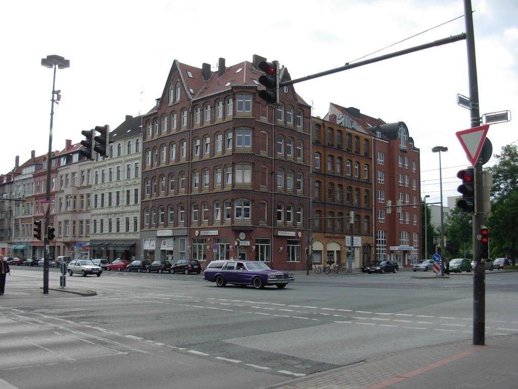 Hannover -Goethe Strasse, Ганновер
