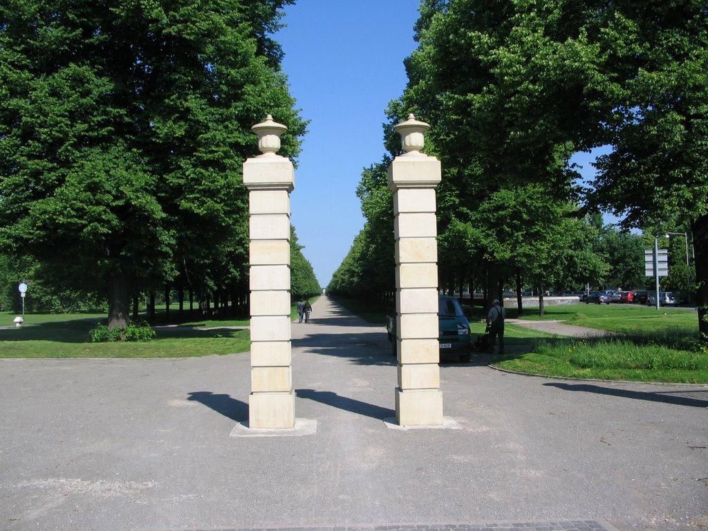 Hannover -Allee, Ганновер