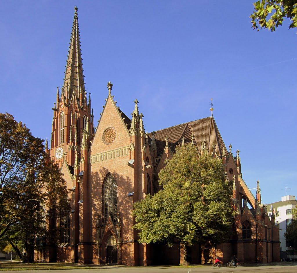 Christuskirche , Hannover-Nordstadt, Ганновер