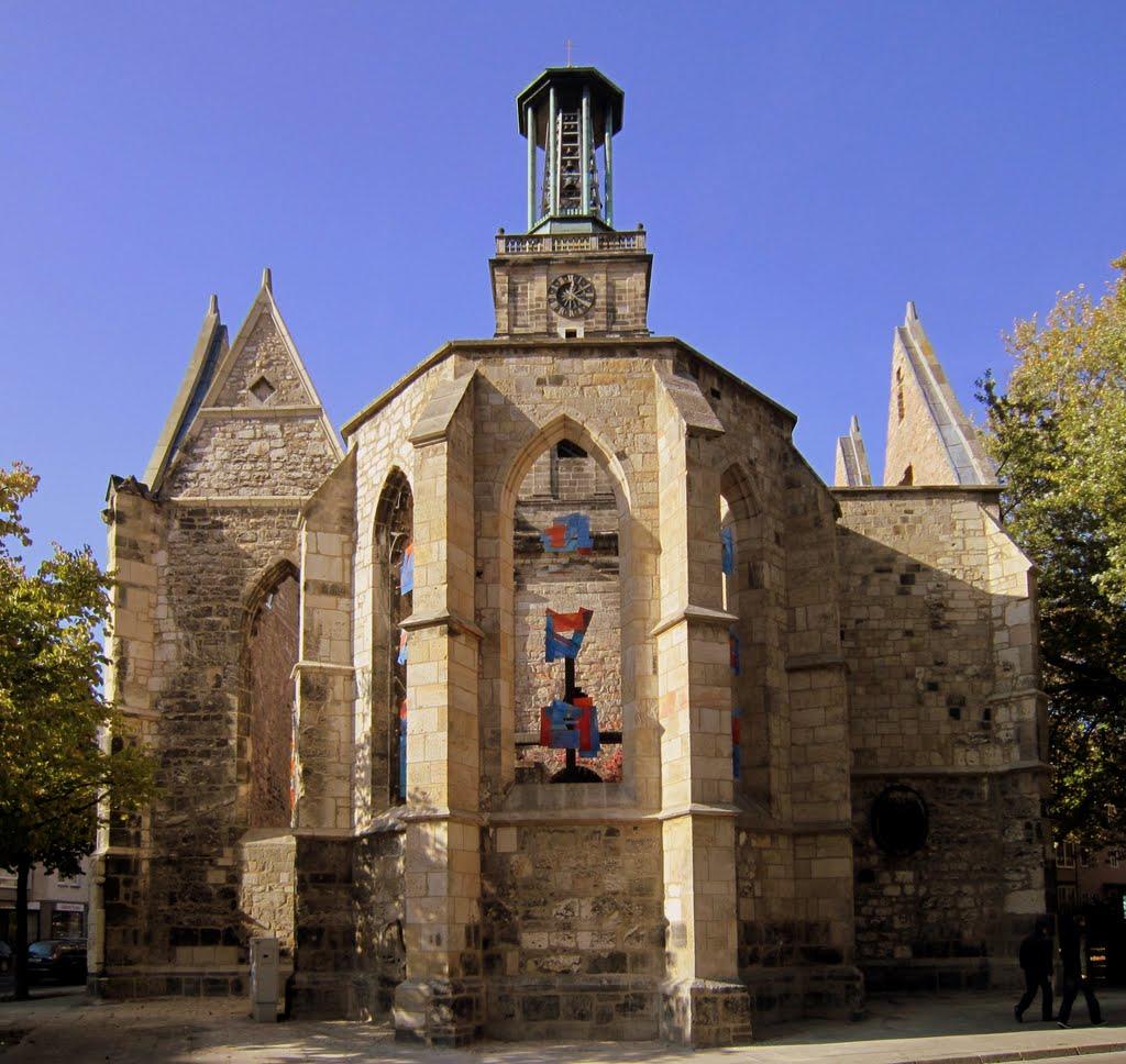 Aegidienkirche Hannover, Ганновер