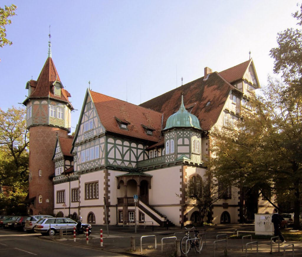 Lister Turm - Hannover, Ганновер