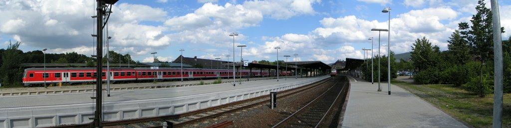 Bahnhof Goslar, Гослар