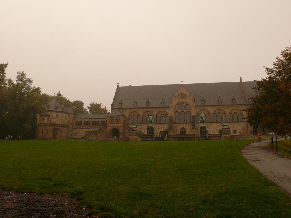 Goslar - Kaiserpfalz   -11.Jahrh.-, Гослар