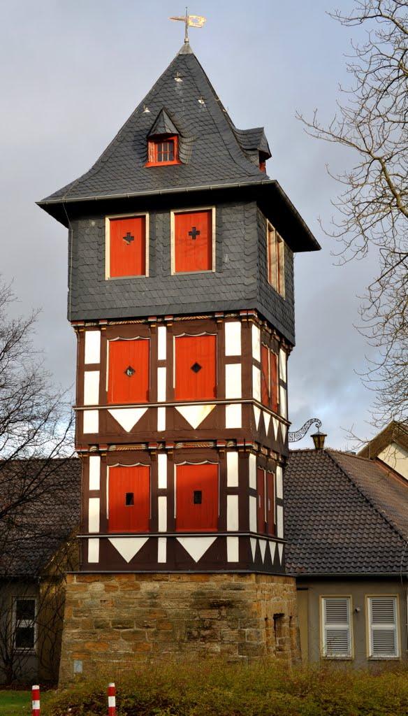 Torre vieja de los bomberos de Goslar, Гослар