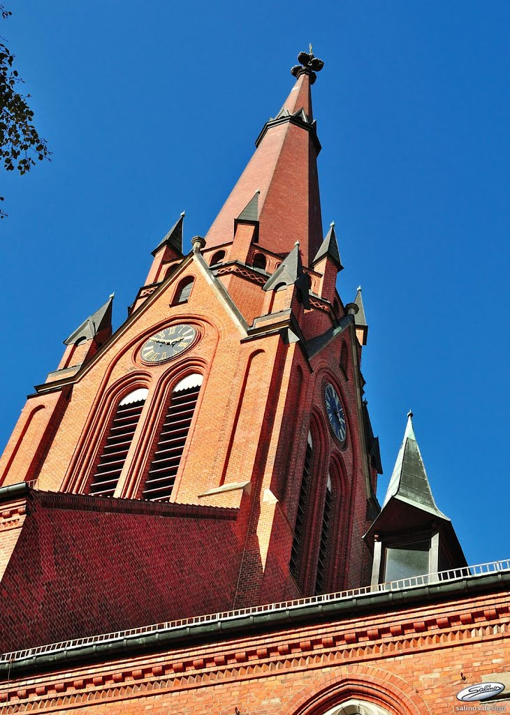 Kirche Delmenhorst - (C) by Salinos_de NI, Дельменхорст