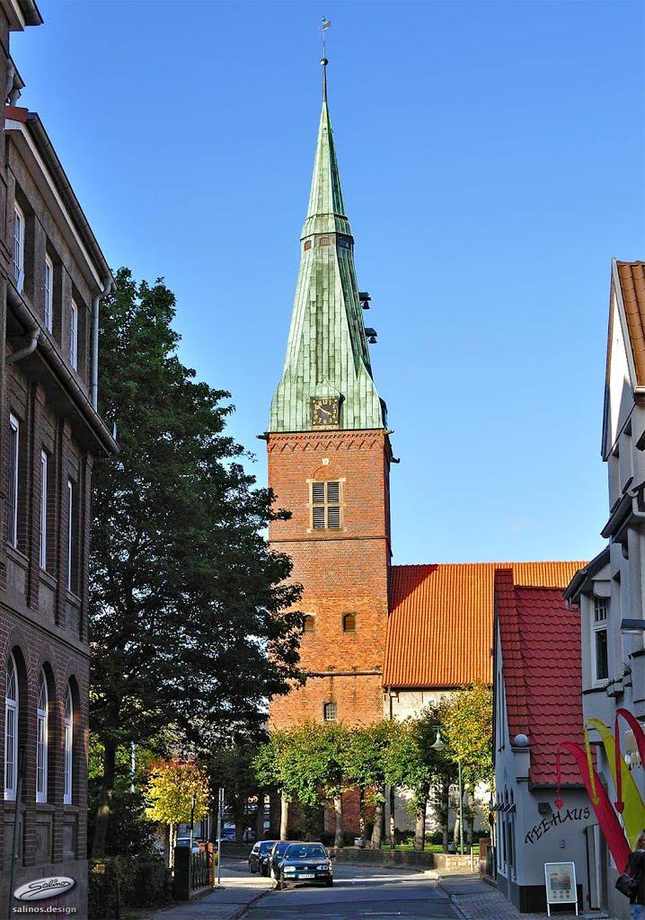 Kirchstraße, Delmenhorst - (C) by Salinos_de NI, Дельменхорст